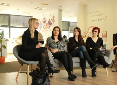 International Day of Girls and Women in Science with BH-Swedish IT companies