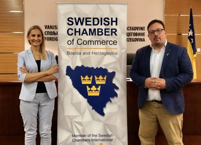 Annual Assembly Meeting 2020 for Swedish Chamber of Commerce B&H