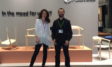 BH Brands visit to Stockholm Furniture&Light Fair